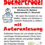 Lesung & Büchertroedel Reusrath